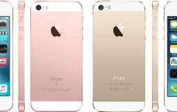 iPhone SE vs iPhone 5s vergelijking