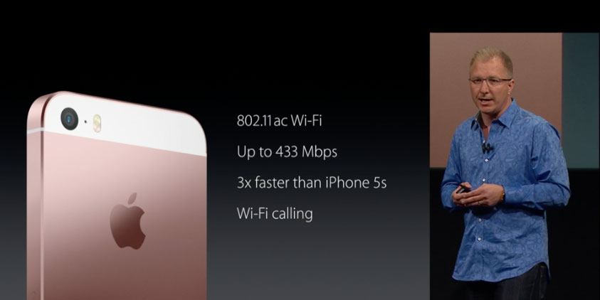 iPhone SE Wi-Fi