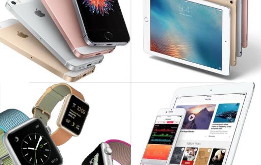 Round up van het Apple-event van 21 maart.