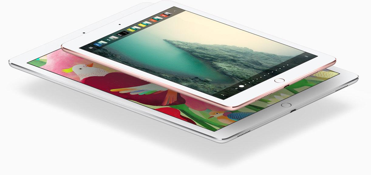 iPad Pro formaten