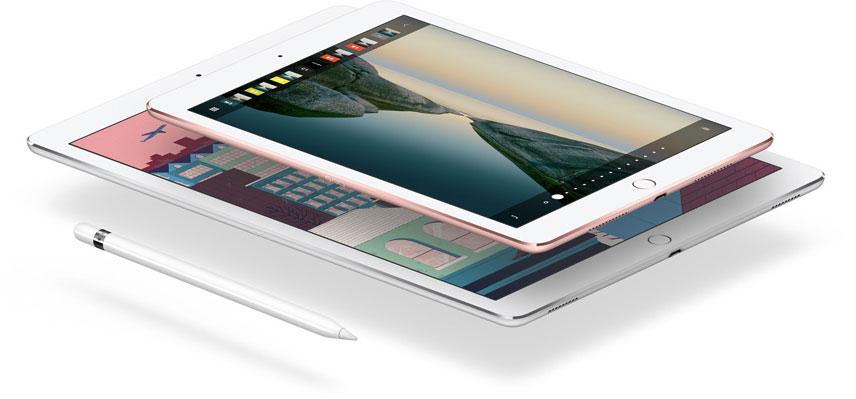 iPad Pro familie