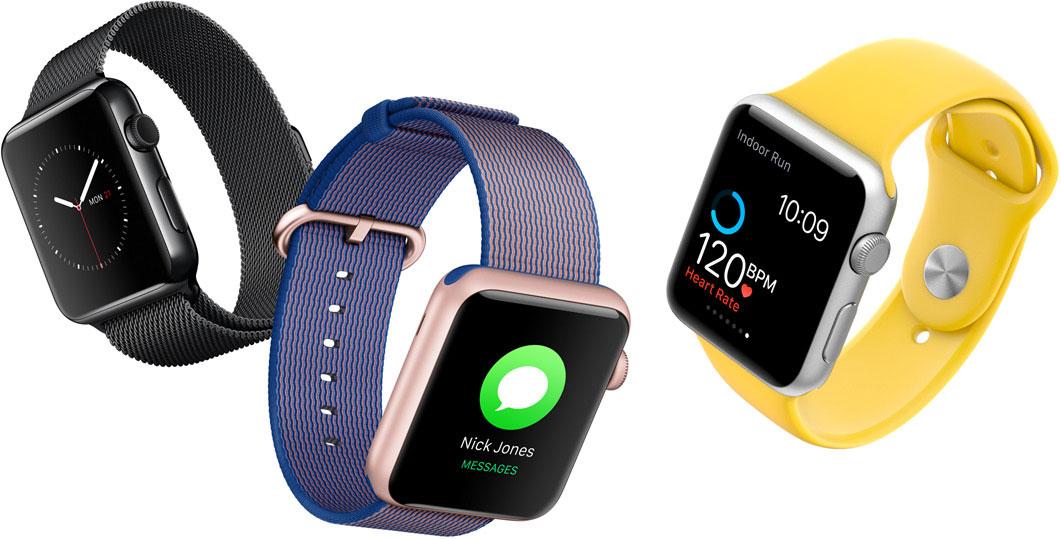 Apple Watch-bandjes voorjaar 2016