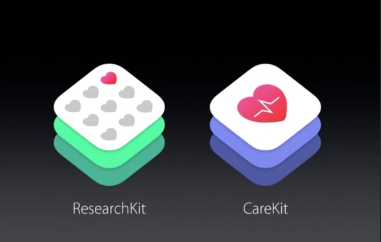CareKit is een aanvulling op ResearchKit.