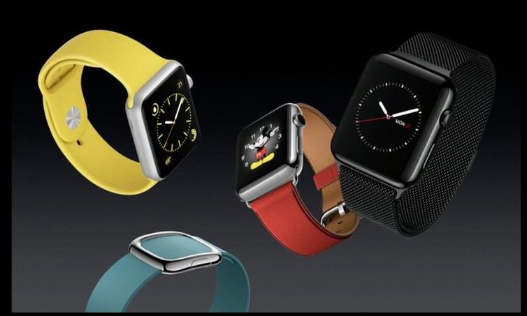 Apple Watch bandjes in nieuwe kleuren.