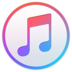 iTunes-logo voor de desktop.