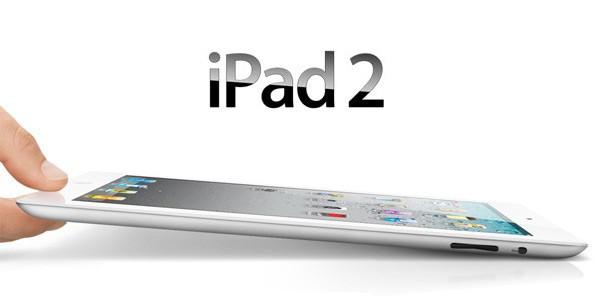 iPad 2 foto