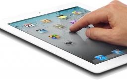 iPad 2 wit