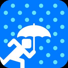 A Weather Way is een originele weer-app.