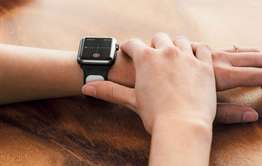 Kardia Band voor Apple Watch