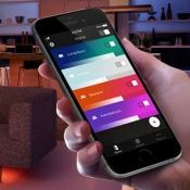 Zo ziet de nieuwe Philips Hue-app eruit