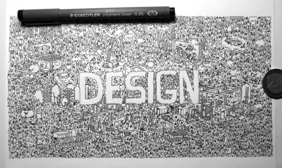 Sylvain Tegroeg design