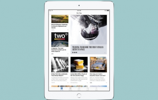 Apple News Format opmaak