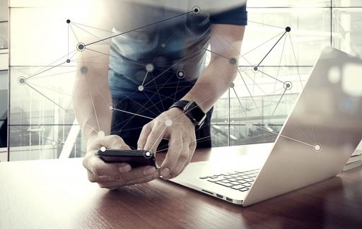 Mobiele netwerken van providers, afbeelding via Shutterstock (shutterstock_309059900).