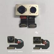 Dubbele cameralens iPhone 7 Plus vermoedelijk op foto's te zien
