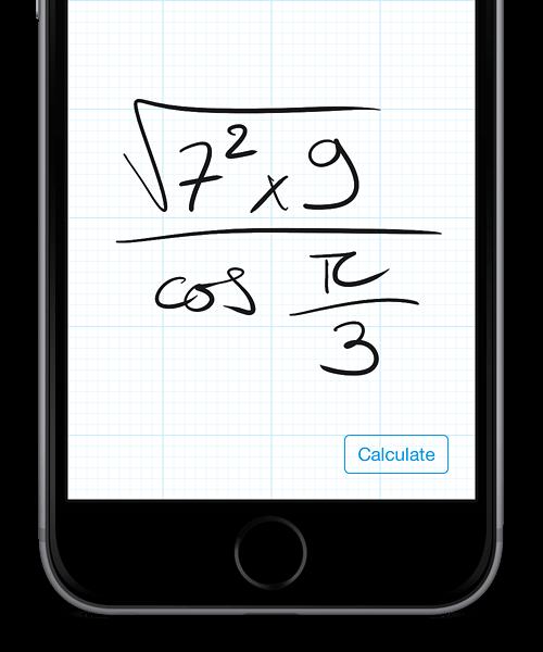 MyScript iPhone