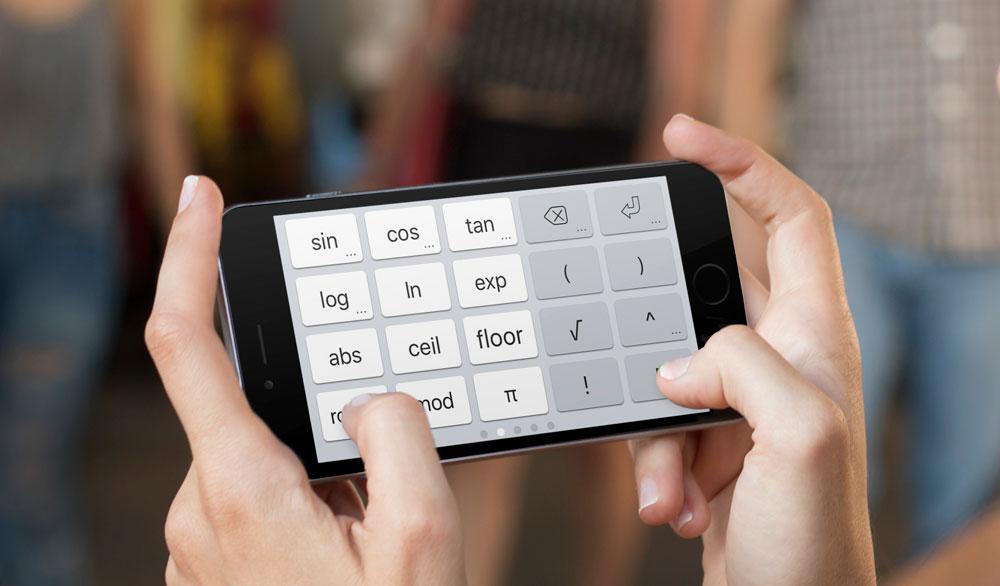Soulver rekenmachine-app