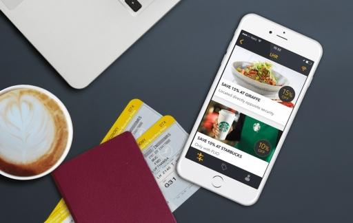 FLIO app voor iPhone wijst je de weg op vliegvelden