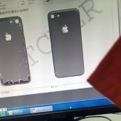 Foto's van vermoedelijke iPhone 7-behuizing zonder antennestrepen