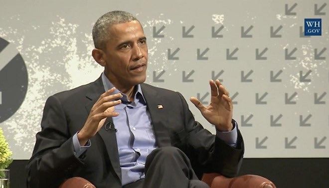 Obama op SxSW