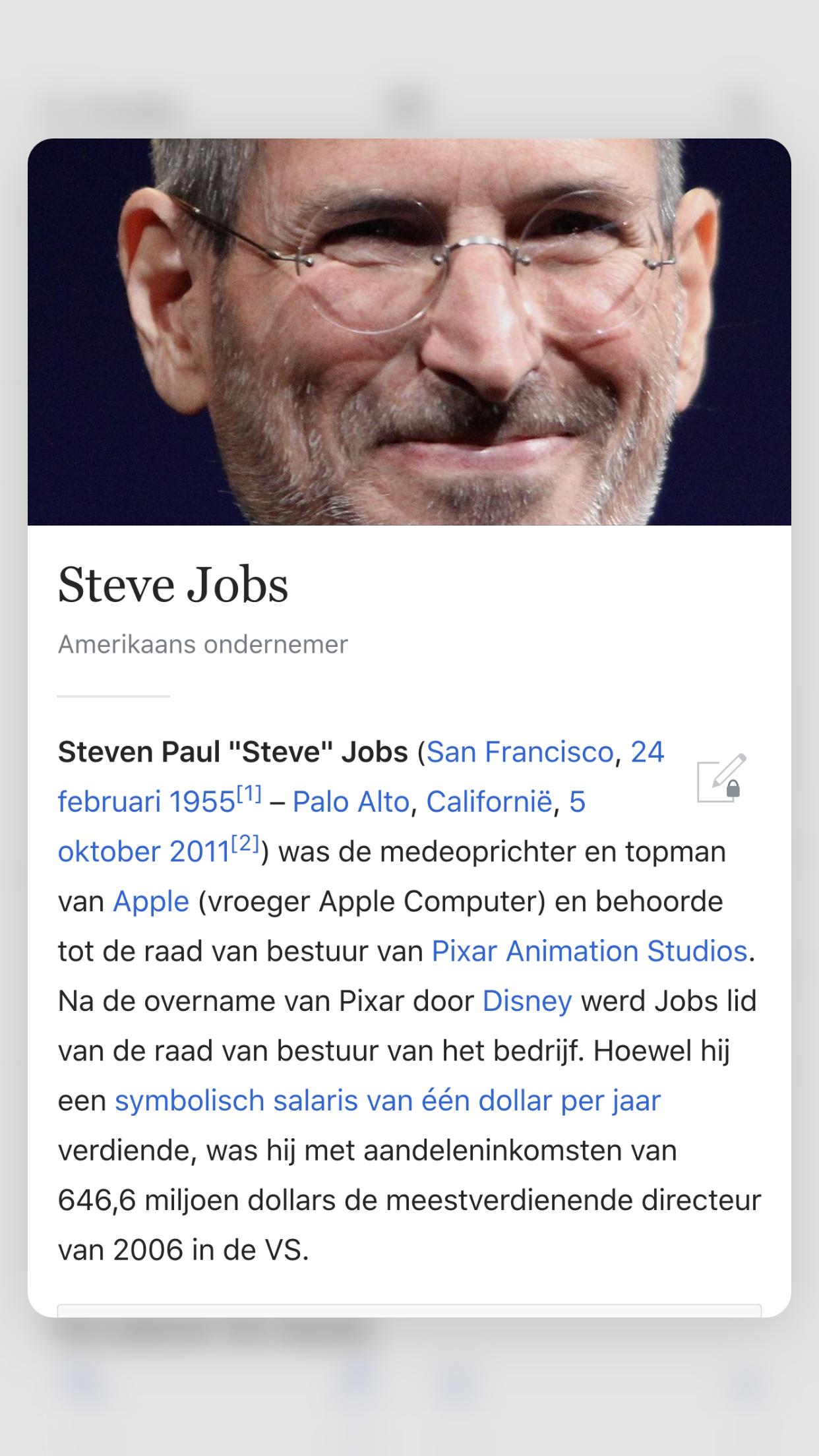 Peek en Pop in Wikipedia.