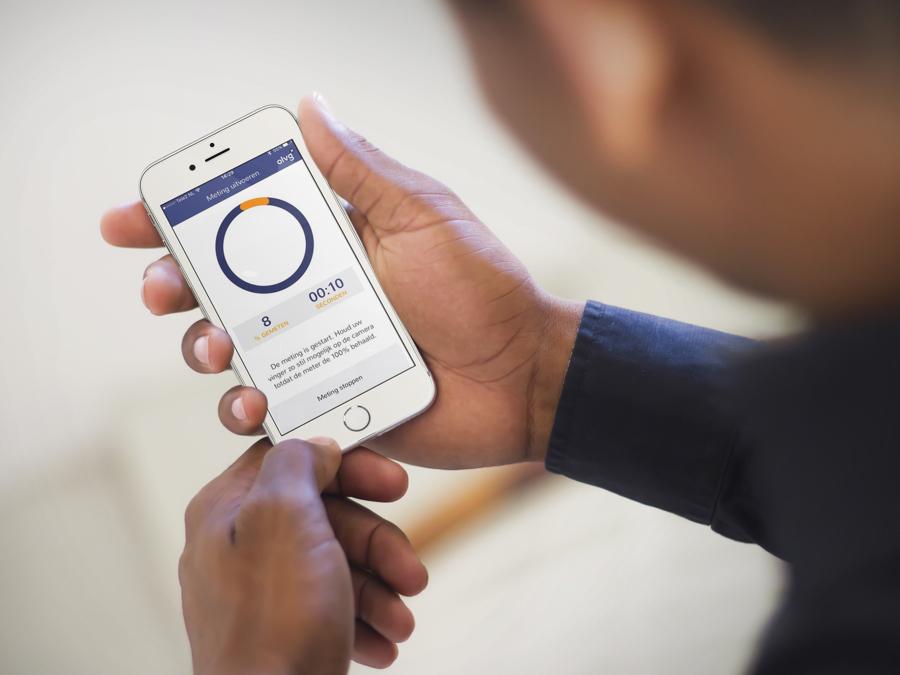 Met deze app weet je of je met een hartritmestoornis te maken hebt.