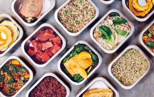 Tovala: enkele maaltijden