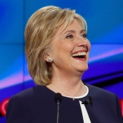 Hillary Clinton over de FBI-zaak: 'Moeilijkste dilemma ooit'