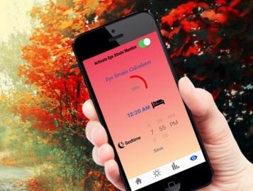 FlexBright-app dimt je scherm