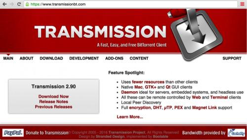 Transmission KeRanger malware
