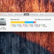 'Overige' opslag op je Mac vinden en verwijderen
