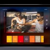 Replay-app tijdens keynote van Apple