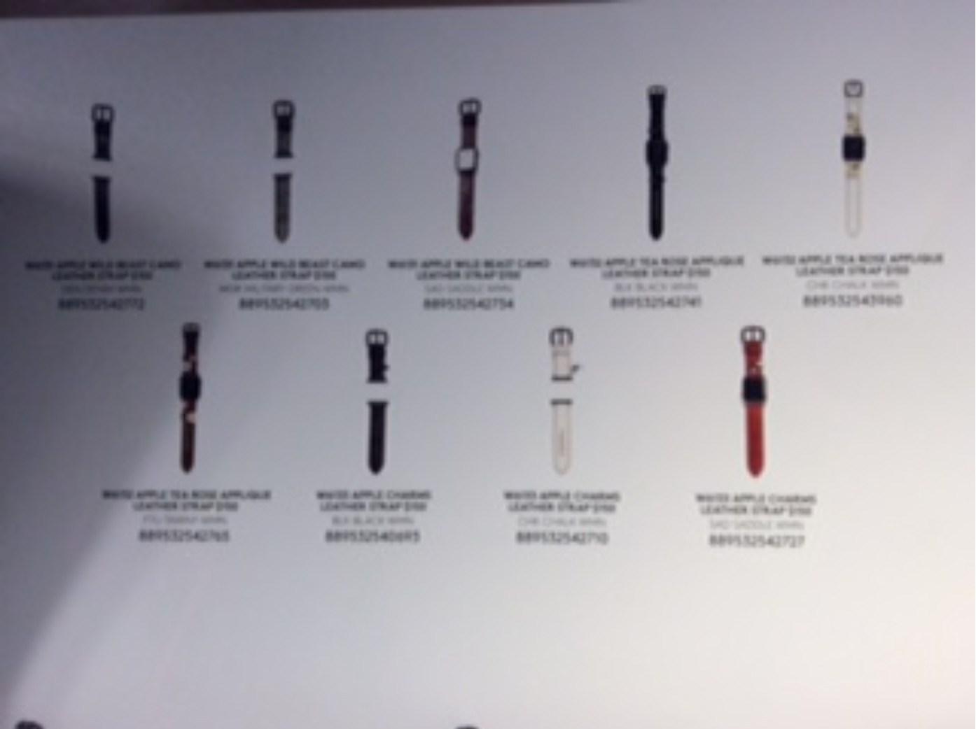 Modemerk Coach komt met bandjes naar de Apple Watch.