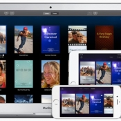 iMovie voor Mac en iOS
