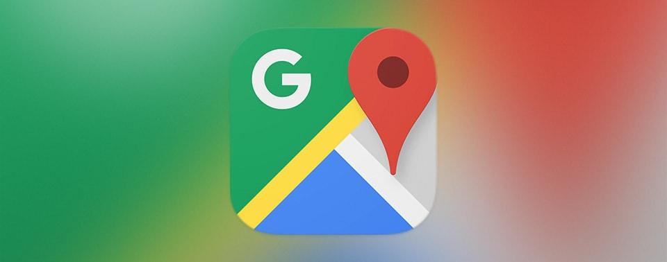 Google Maps-banner