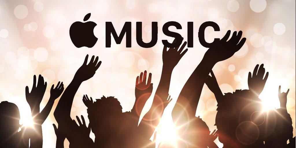 Apple Music 13 miljoen betalende gebruikers