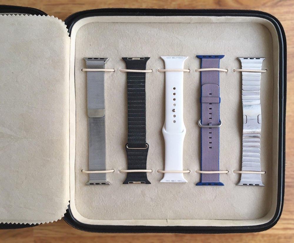 Apple Watch bands case