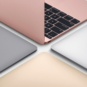 Apple vernieuwt 12-inch MacBook: krachtiger en in roségoud