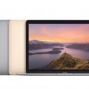 MacBook line-up rosegoud