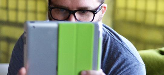 iPad-meeting