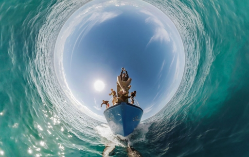 GoPro virtual reality