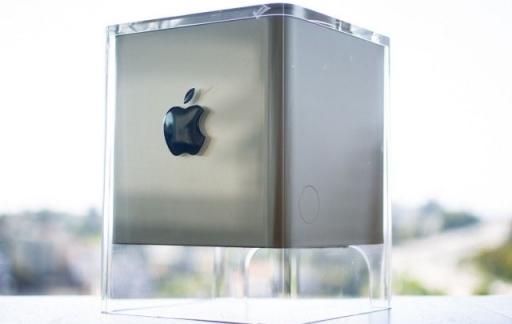 G4 Cube van Apple: prachtig apparaat, maar geen succes
