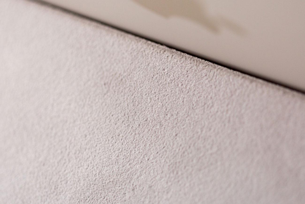 iPad Pro Smart Cover, closeup van materiaal