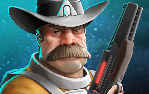 Space Marshals is de nieuwe gratis App van de Week.