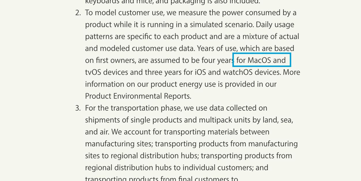 MacOS aanwijzingen