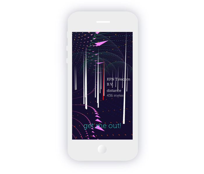 White Spots App: ontsnappen aan het digitale infuus
