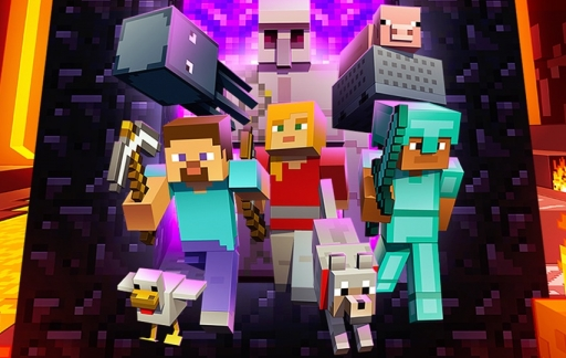 Minecraft: Pocket Edition krijgt Minecraft Realms.