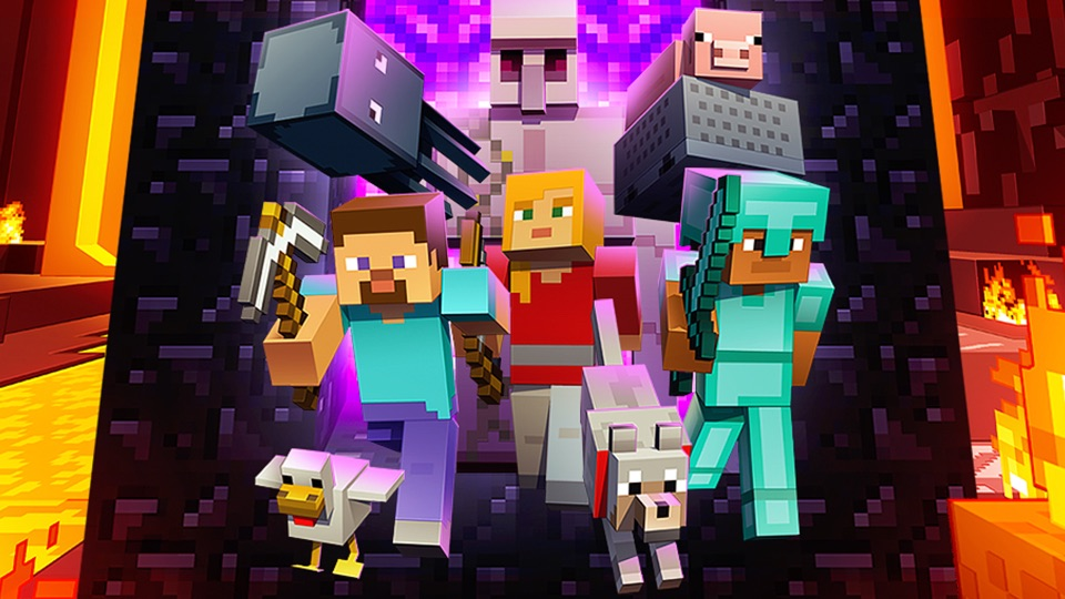 Minecraft: Pocket Edition krijgt Minecraft Realms.