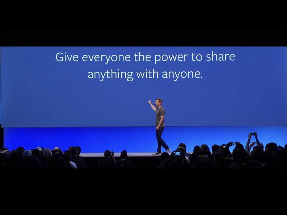 Facebook F8-conferentie
