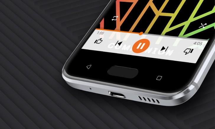 HTC 10 met AirPlay