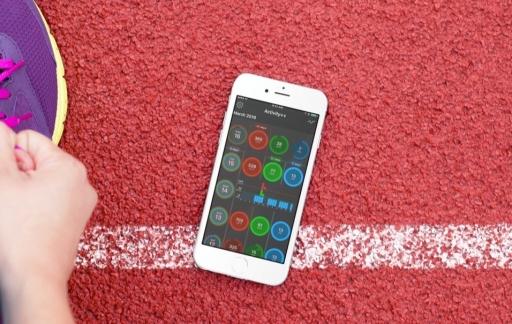 Activity++ voor de iPhone en Apple Watch.